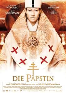 Filmplakat «Die Päpstin»
